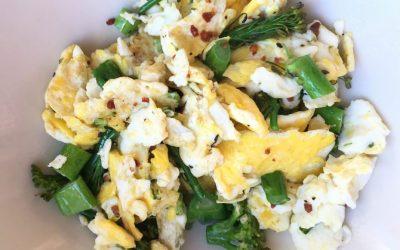 Speedy Scrambled Eggs